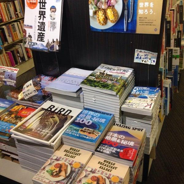 Photo taken at Book 1st. by Nannichi on 10/3/2014