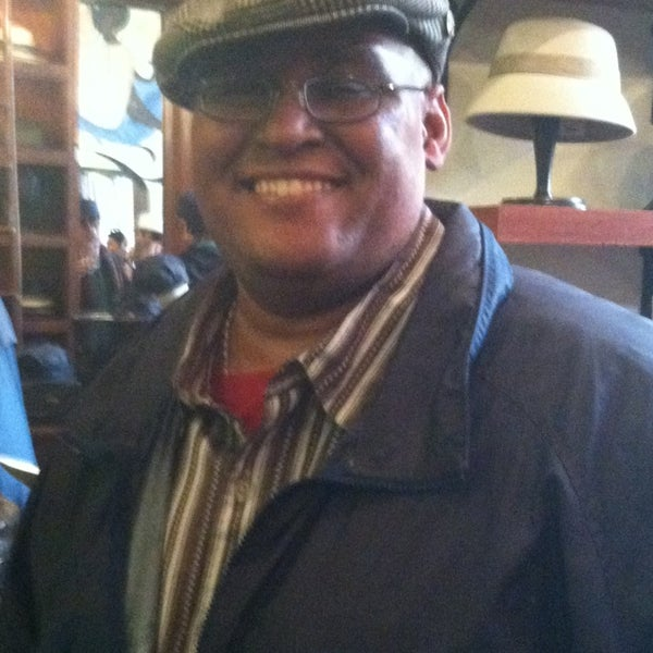 Photo taken at Goorin Bros. Hat Shop by D B. on 3/16/2013