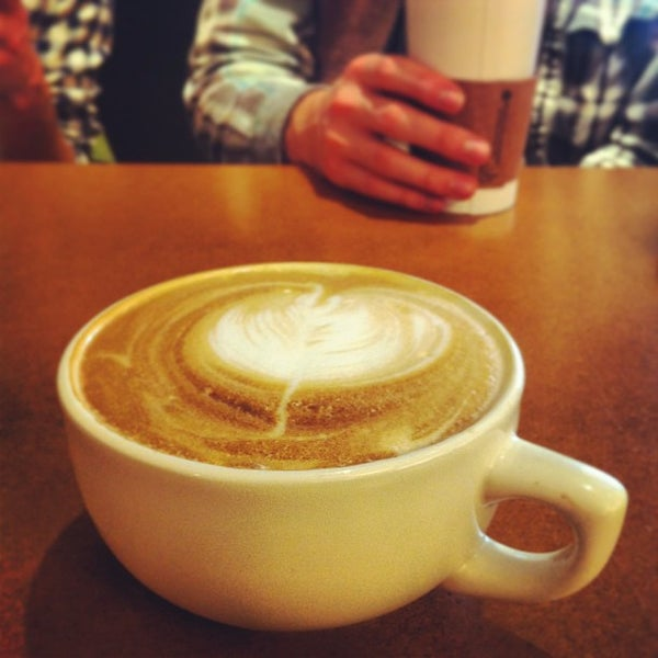 Photo taken at Luna Bakery Café by Melissa O. on 1/12/2013