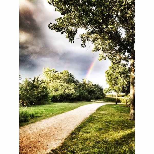 Photo taken at Amager by Katya Z. on 7/1/2014