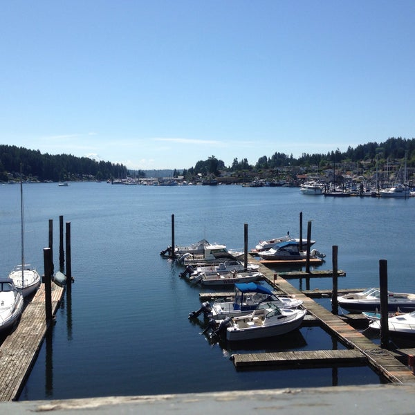 Photo taken at Gig Harbor Waterfront by Bkwm J. on 6/5/2015