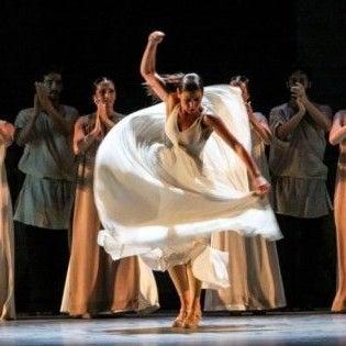 """El 20 de septiembre, Sara Baras con su espectáculo """"Medusa, la guardiana"""". http://goo.gl/MpxJ05"""