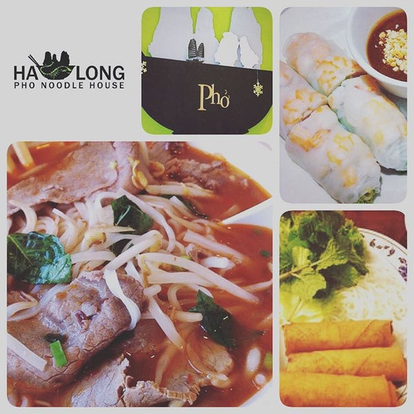Photo taken at Ha Long Pho Noodle House by Scott K. on 9/1/2015