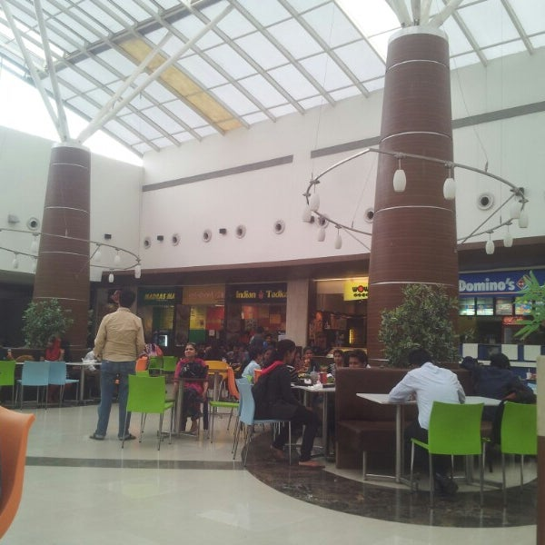 Photo taken at Kumar Pacific Mall by Shubham V. on 2/14/2013
