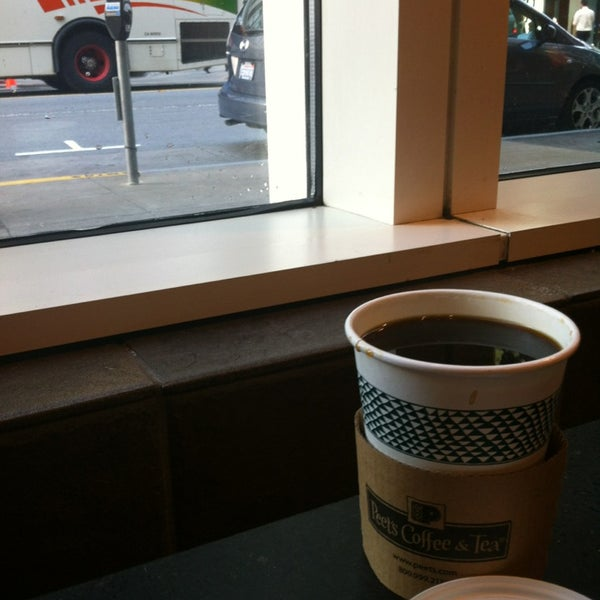 Photo taken at Peet's Coffee & Tea by Calton B. on 3/26/2013