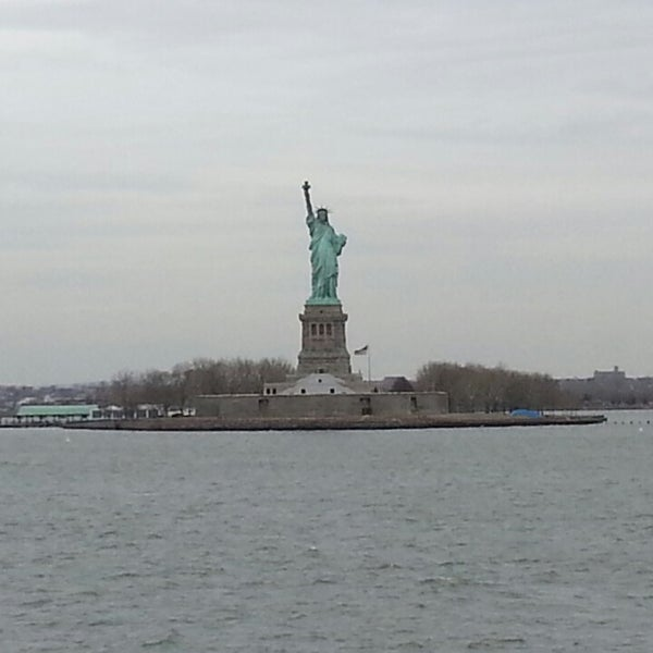 Photo taken at New York Harbor by John W. on 3/20/2013