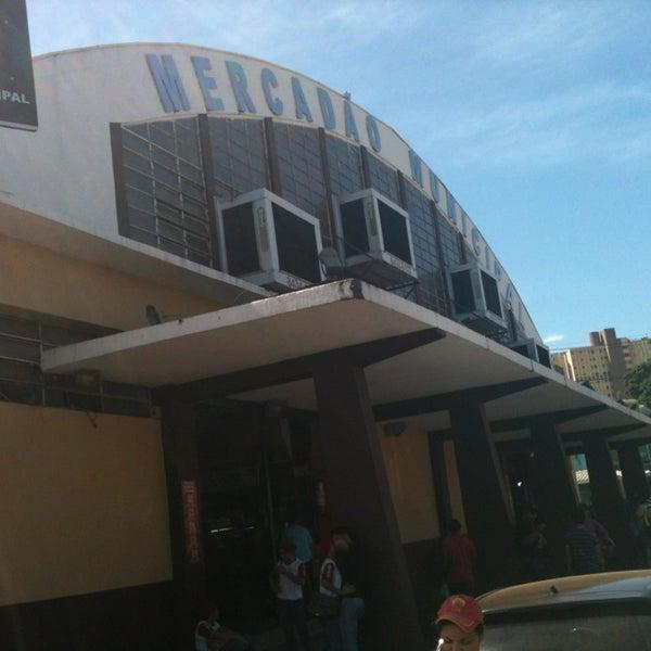 Photo taken at Mercado Municipal Antônio Valente by Edson on 4/25/2013