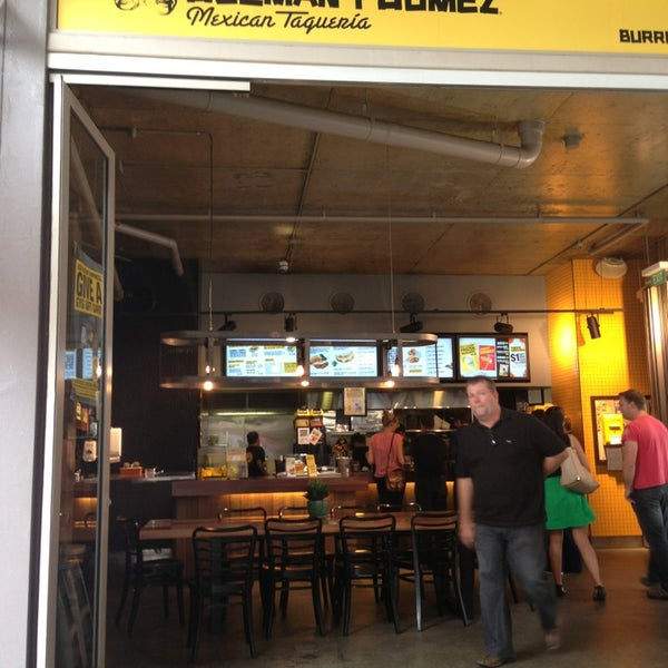 Photo taken at Guzman Y Gomez by Brenden R. on 2/15/2013