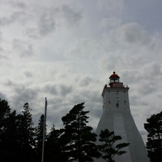 Photo taken at Kõpu tuletorn  | Kõpu Lighthouse by Ervin S. on 8/10/2013