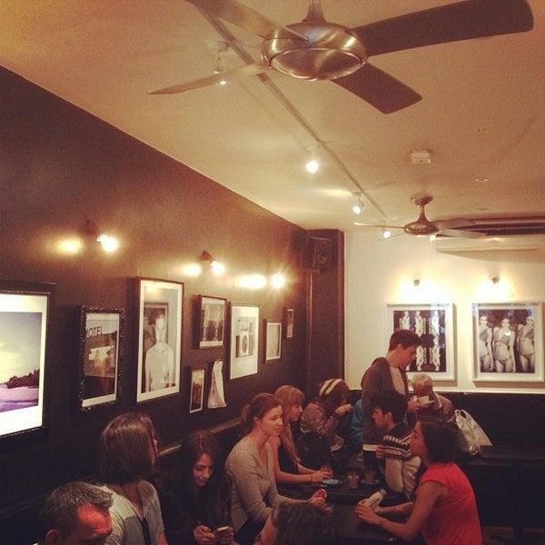 Photo taken at Flat White by Bastian B. on 10/12/2012