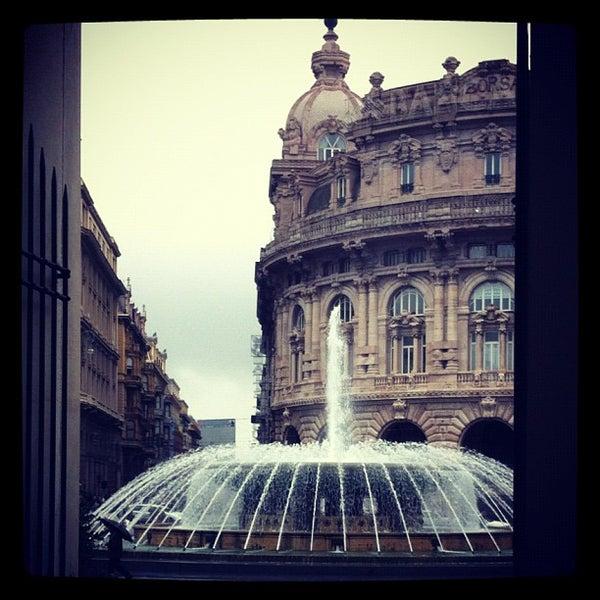Foto scattata a Palazzo Ducale da Ale P. il 10/17/2012