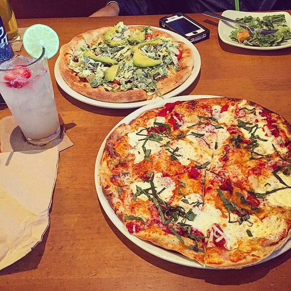Photo taken at California Pizza Kitchen at Prudential by Oka R. on 6/5/2015