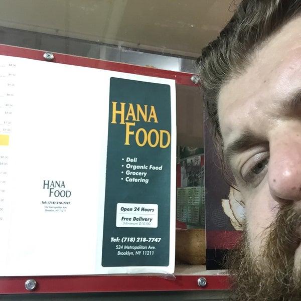 Photo taken at Hana Food by Rick C. on 10/1/2016