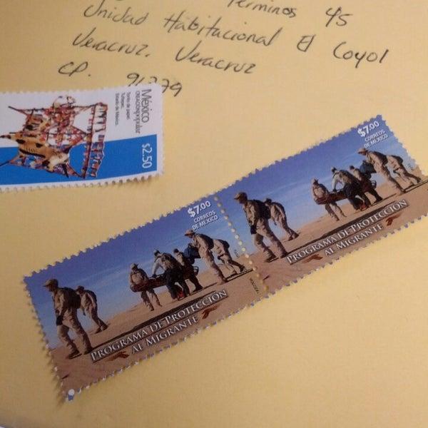 Correos de m xico oficina echegaray post office for Oficina de correos