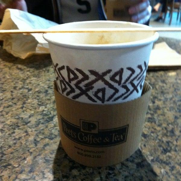 Photo taken at Peet's Coffee & Tea by Elena on 6/4/2013