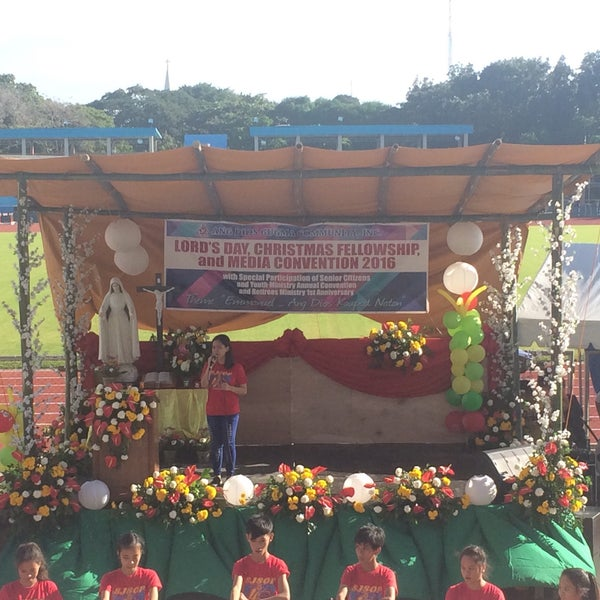 Photo taken at Iloilo Sports Complex by Beatriz Faye Tupas on 1/10/2016