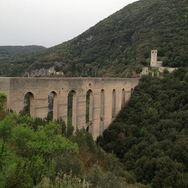 Photo taken at Ponte Delle Torri by Stefania on 4/26/2013