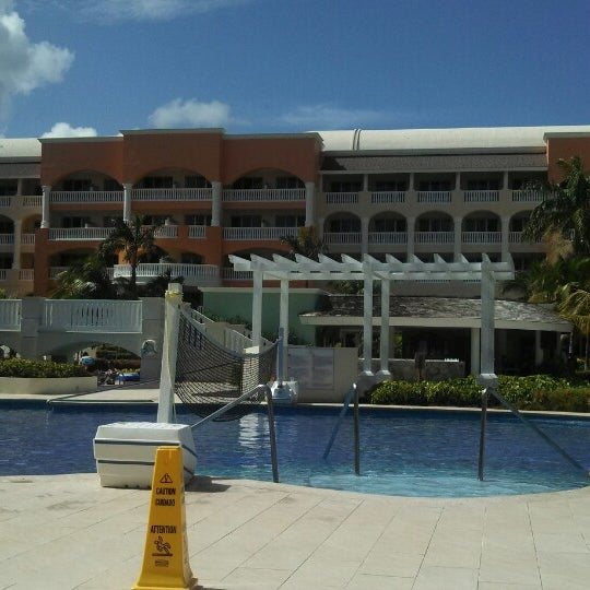 Photo taken at Iberostar Rose Hall Suites by Yuriy Y. on 11/16/2013