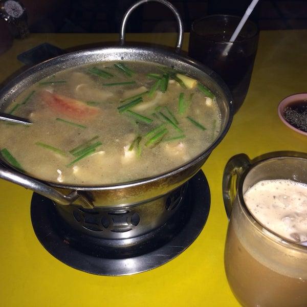 Photo taken at Phuket Thai Resto by Yopie P. on 6/17/2014