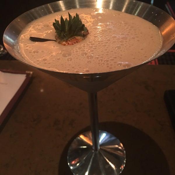 Photo taken at Crave Dessert Bar & Lounge by Kelly C. on 9/10/2016