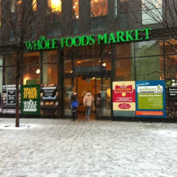 Photo taken at Whole Foods Market by Vanessa N. on 2/8/2013