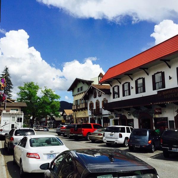 Photo taken at Town of Leavenworth by Allen C. on 5/6/2015