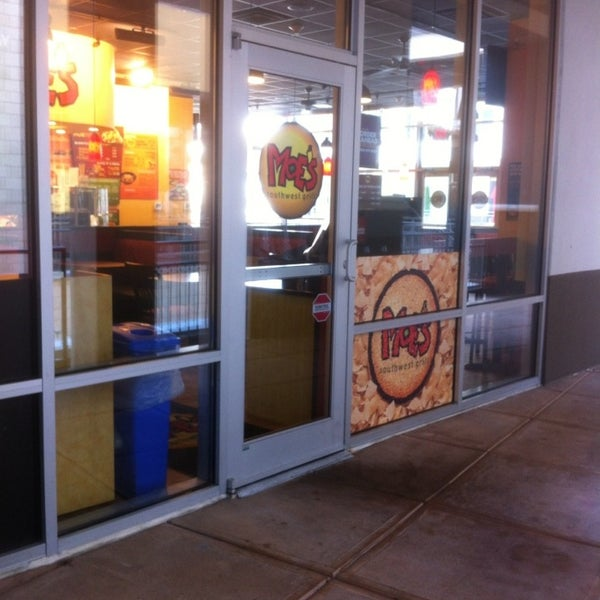 Photo taken at Moe's Southwest Grill by john s. on 1/3/2013