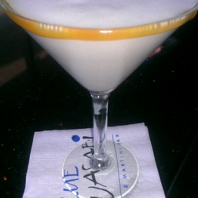 Photo taken at Blue Wasabi Sushi & Martini Bar by Kimmie D on 12/7/2012
