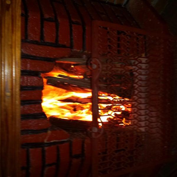 Photo taken at Villa Alpina El Chalet by Marimar on 12/7/2014