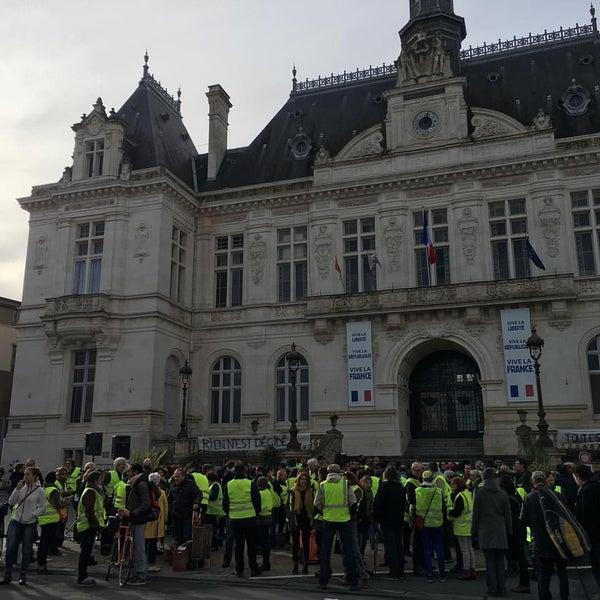 H Tel De Ville De Niort Niort Poitou Charentes