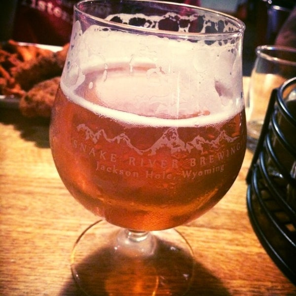Photo taken at Snake River Brewery & Restaurant by Brittany P. on 7/22/2015
