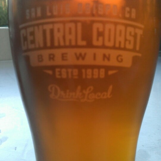 Photo taken at Central Coast Brewing by Jessica D. on 6/2/2013
