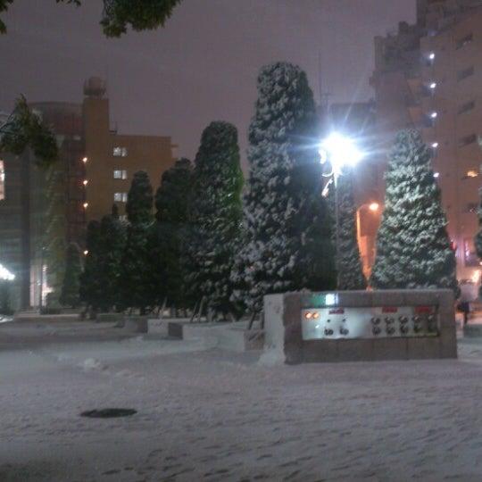 Photo taken at グランデュオ蒲田 (GRANDUO Kamata) by Misako Y. on 2/14/2014
