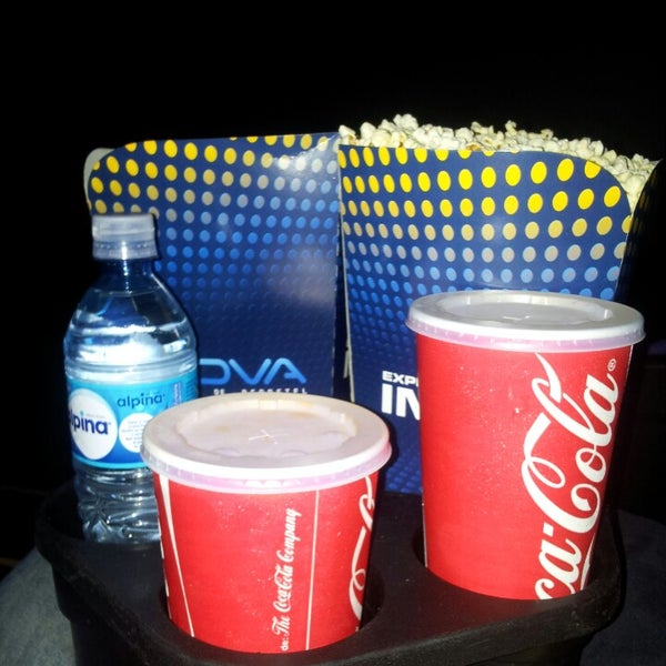 Photo taken at Nova Cinemas by Ali K. on 5/27/2013