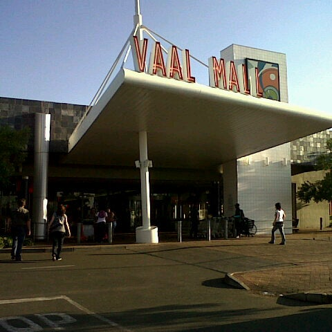 Photo taken at Vaal Mall by Bernice M. on 10/19/2012