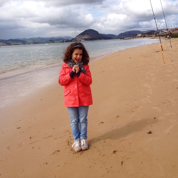Photo taken at Santoña by Juanma on 4/4/2015