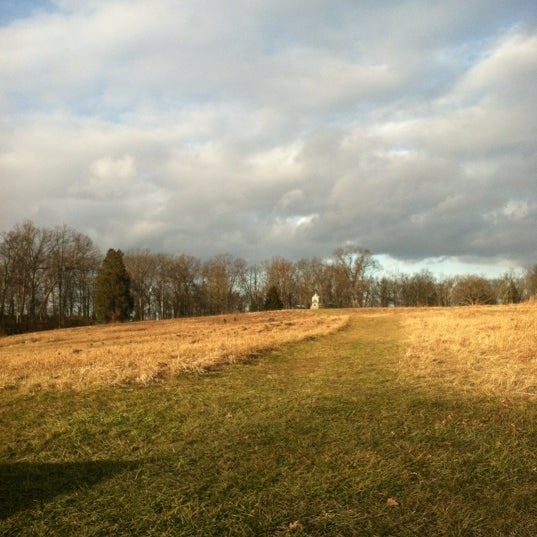 Photo taken at Wheatfield, Gettysburg Battlefield by Carrie B. on 11/24/2012