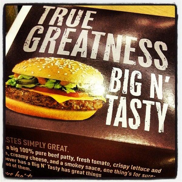 Photo taken at McDonald's by JayCarol G. on 6/2/2013