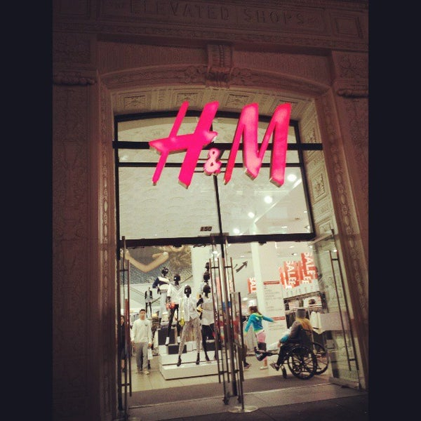 Photo taken at H&M by Jaime M. on 7/11/2013