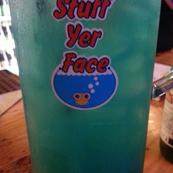 Photo taken at Stuff Yer Face by David E. on 7/14/2013