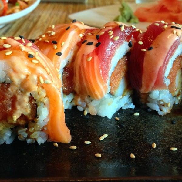 Blue fish sushi montrose verdugo city 28 tips for Blue fish sushi