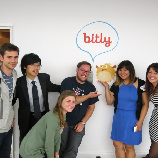 Photo taken at bitly HQ by laura h. on 10/2/2013