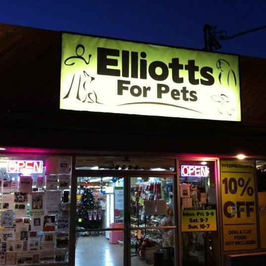 Elliott S For Pets Pet Store In Riverside