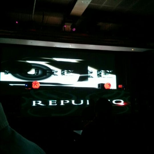 Photo taken at Republiq by Juan José d. on 2/2/2013