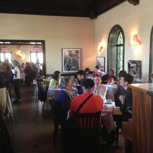Photo taken at The New Leaf Café by Richar V. on 4/27/2013