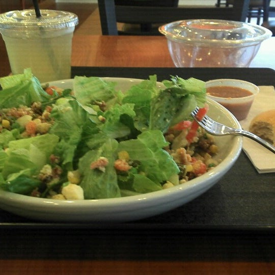 Photo taken at The Big Salad by Jeli J. on 10/3/2012