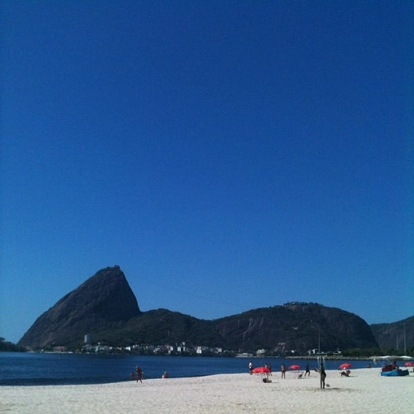 Photo taken at Aterro do Flamengo by Julia B. on 10/8/2012