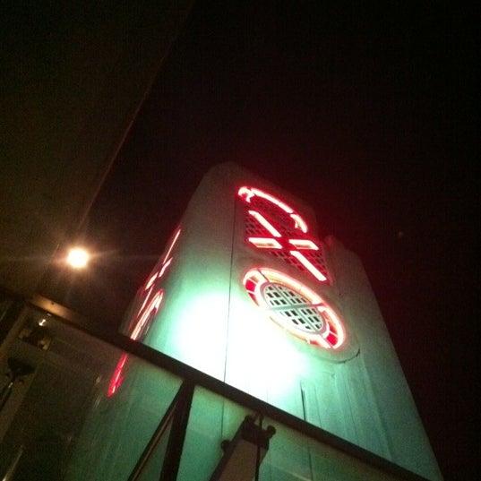 Photo taken at OXO Tower Brasserie by Joe N. on 11/27/2011