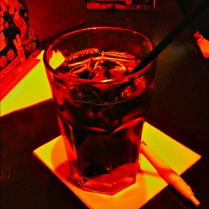 Photo taken at Lucky Strike New York by Earl G. on 10/24/2012