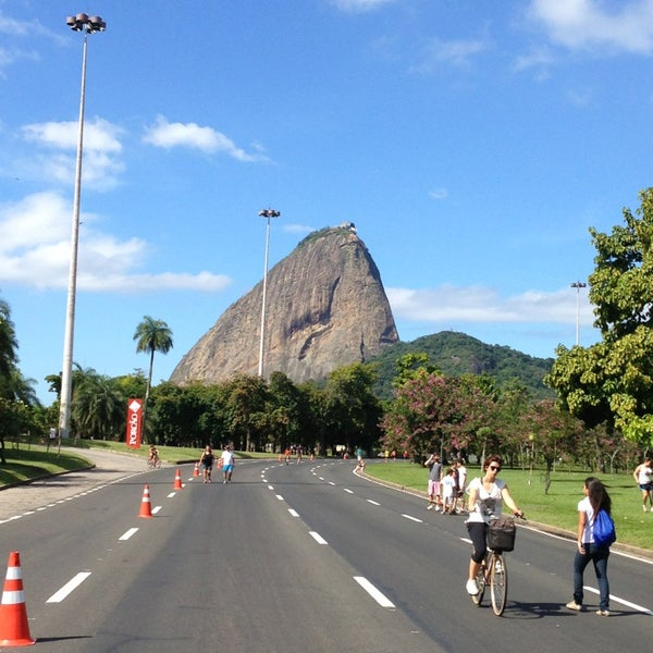Photo taken at Aterro do Flamengo by Lucas A. on 5/26/2013